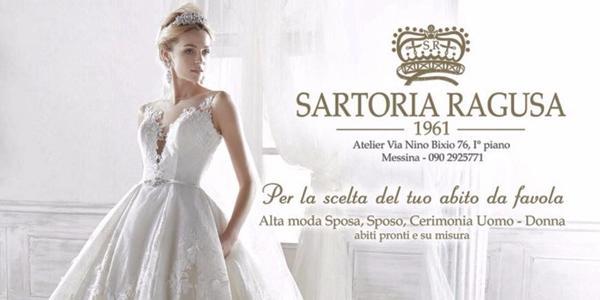 5aa7e01b3897 SARTORIA RAGUSA - Sconti e promozioni per gli sposi della provincia ...